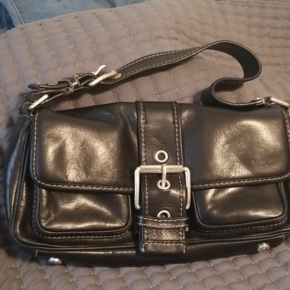 Michael Kors Hutton Flap bag